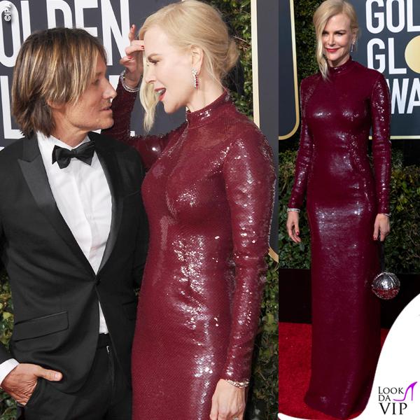 GG19 Nicole Kidman abito Michael Kors