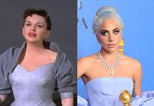 Judy Garland Lady Gaga A Star Is Born
