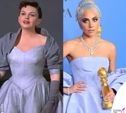 Judy Garland Lady Gaga A Star Is Born
