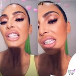 Kim Kardashian gioielli dentali grillz 4