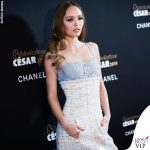 Lily Rose Depp outfit Chanel