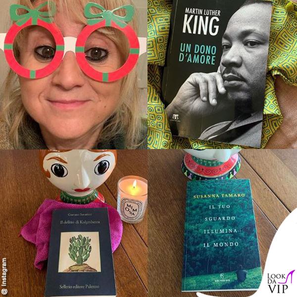 Luciana Littizzetto libri di Gaetano Savatteri Martin Luther King Susanna Tamaro