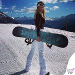 Maddalena Corvaglia snowboard Burton
