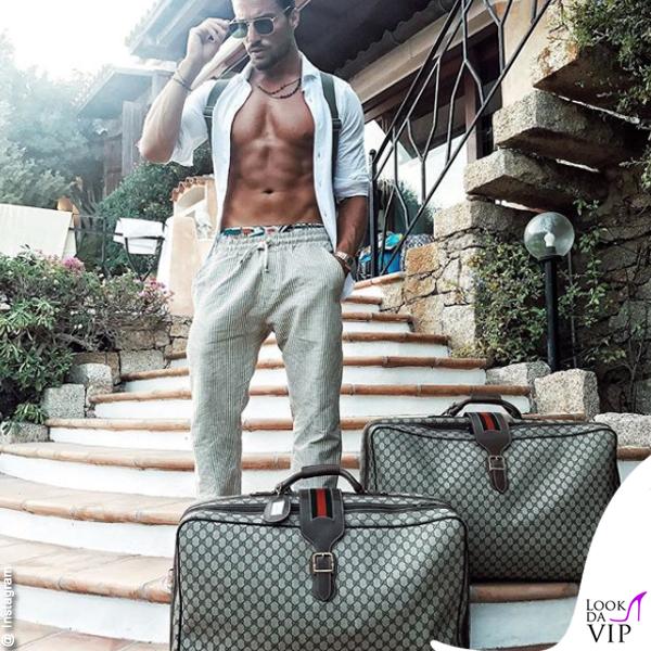 Mariano Di Vaio valigie Gucci