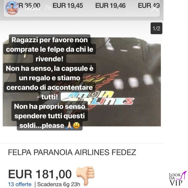 Paranoia Airlines Ebay 3