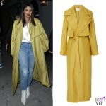 Priyanka Chopra cappotto Bougessa