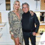 Rita Ora collaborazione Giuseppe Zanotti 2 abito Peter Dundas 2
