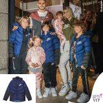 Wanda Nara Mauro Icardi outfit Nike