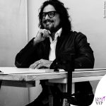 Alessandro Borghese occhiali Fielmann 1