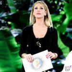 Alessia Marcuzzi Isola dei Famosi sesta puntata outfit Versace 3