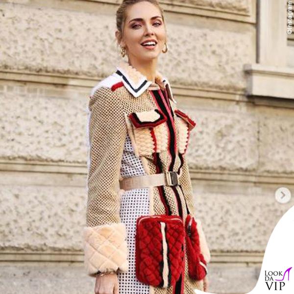 Chiara Ferragni outfit Fendi 2