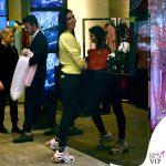 Elisabetta Gregoraci sneakers Balenciaga bracciali Cartier Anita Ko e Dior borsa Hermes 5