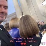 Anna e Harper: un caschetto per due