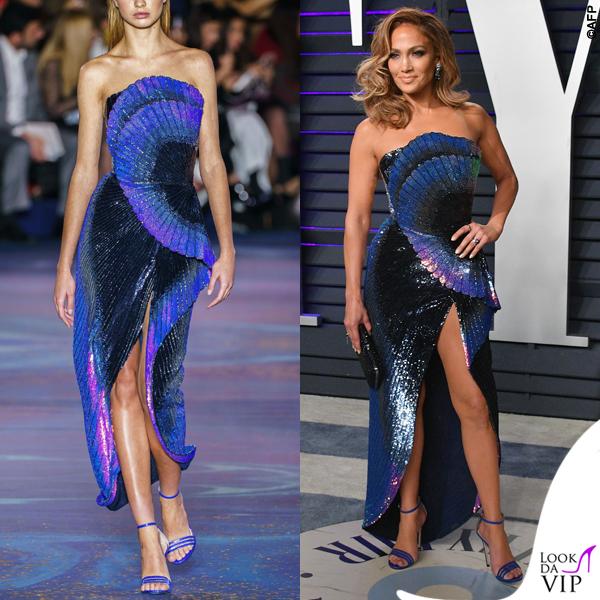 Jennifer Lopez abito Zuhair Murad 2