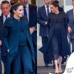 Meghan Markle outfit Givenchy pump Manolo Blahnik 2