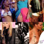Sanremo: outfit (e incidenti) indimenticabili