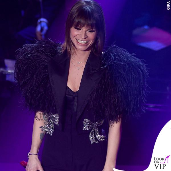Sanremo 2019 Alessandra Amoroso terza serata