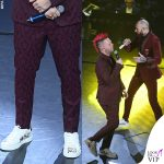 Sanremo 2019 Boodabash outfit Dolce&Gabbana