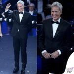 Sanremo 2019 Claudio Baglioni abito Ermanno Scervino