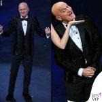 Sanremo 2019 Claudio Bisio outfit Etro 2
