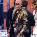 Sanremo 2019 Dopofestival terza serata Paolo Bruni dei Negrita