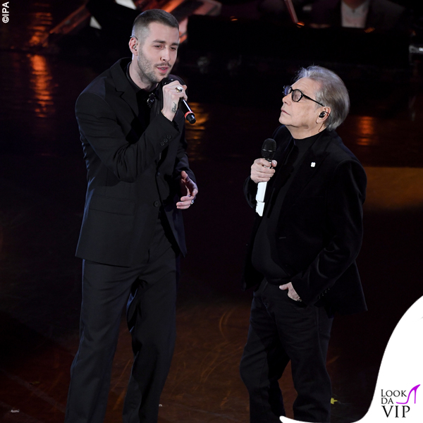 Sanremo 2019 Livio Cori e Nino D'Angelo