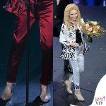 Sanremo 2019 Patty Pravo prima e terza serata