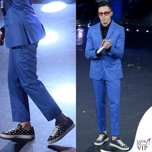 Sanremo 2019 Shade scarpe Hide and Jack 2