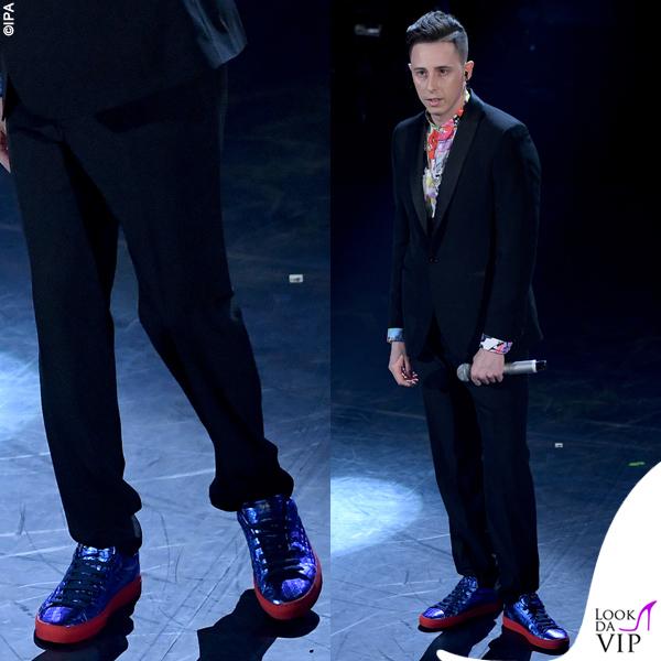 Sanremo 2019 Shade scarpe Hide and Jack