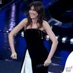 Sanremo 2019 Virginia Raffaele abito Armani Privé
