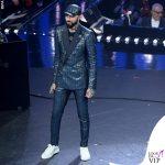 Sanremo 2019 quarta serata Boomdabash outfit Dolce&Gabbana