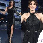 Sanremo 2019 quarta serata Virginia Rafaele abiti Philosophy di Lorenzo Serafini