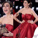 Sanremo 2019 seconda serata Virginia Raffele abito Atelier Emé 1
