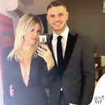 Wanda Nara e Mauro Icardi C'è posta per te outfit Armani 14
