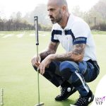 Ascanio Pacelli outfit Hydrogen golf