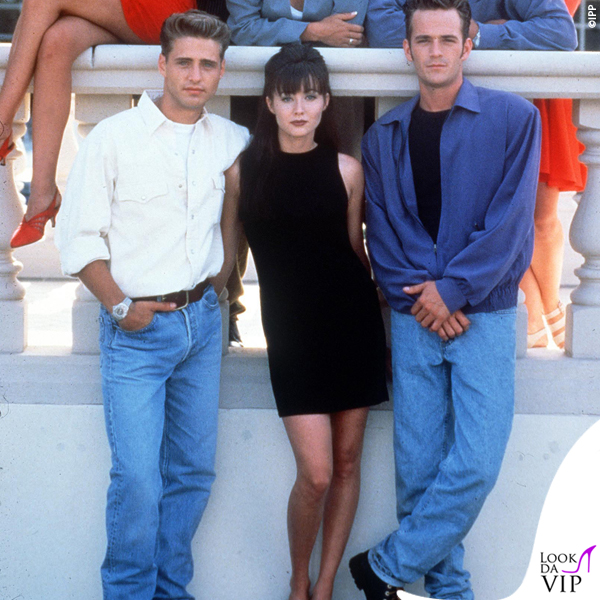 Beverly Hills 90210 Brandon Brenda Dylan