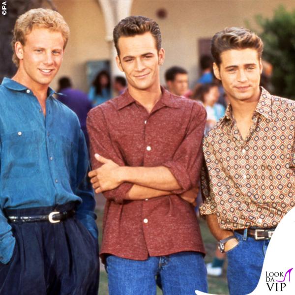 Beverly Hills 90210 Brandon Dylan Steve