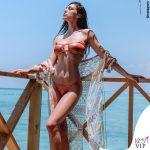 Cecilia Rodriguez bikini Me Fui 4