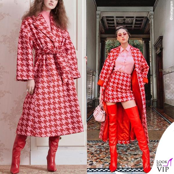 Cecilia Rodriguez outfit Blumarine 2