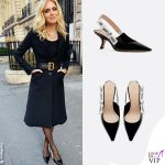 Chiara Ferragni total look Dior
