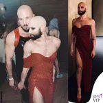 Conchita Wurst abito Thomas Kirchgrabner