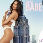 Emily Ratajkowski pubblicità Babe 2