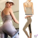 Georgina Rodriguez total look Alo Yoga_INSTAGRAM