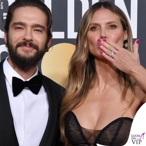 Heidi Klum anello di fidanzamento 2
