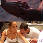 Jennifer Lopez anello di fidanzamento