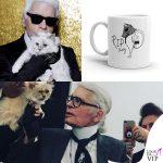 """La gatta di Lagerfeld lancia la capsule """"RIP"""""""