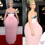 Katy Perry abito Balmain