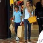 Lavinia Borromeo shopping Adidas