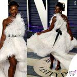 Lupita Nyong'o abito Oscar de la Renta