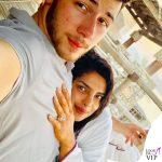 Priyanka Chopra anello di fidanzamento 2